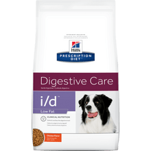 Hills Prescription Diet I/D Low Fat Cuidado Digestivo / Pancreas 8.5 Lib