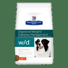 Comida Para Perros Hills w/d Cuidado Digestivo 1.5 Kg