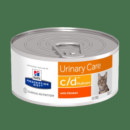 Hills-Prescription-Diet-C-D-Multicare-Chicken-Lata-Cuidado-Urinario-5.5-onz-PE0034