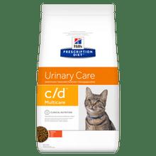 Hills Prescription Diet C/D Multicare Chicken Cuidado Urinario 4 Lib