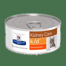 Hills Prescription Diet K/D Lata Cuidado Renal 5.5 Onz