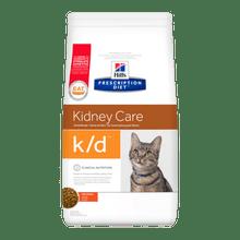 Hills Prescription Diet K/D Cuidado Renal 4 Lib