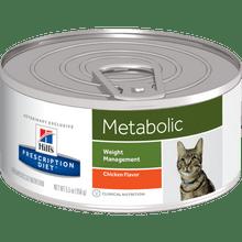 Hills Prescription Diet Metabolic Lata Manejo De Peso 5.5 Onz