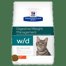 Hills Prescription Diet W/D Cuidado Digestivo / Manejo De Peso 4 Lib