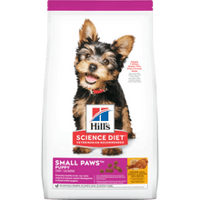 Hills Science Diet Puppy Small Paws 4.5 Lb