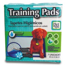 Tapete Training Pads Para Perro Tradicional 7 Unidades