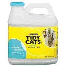 Tidy Cats Scoopable Instant Action Jarra