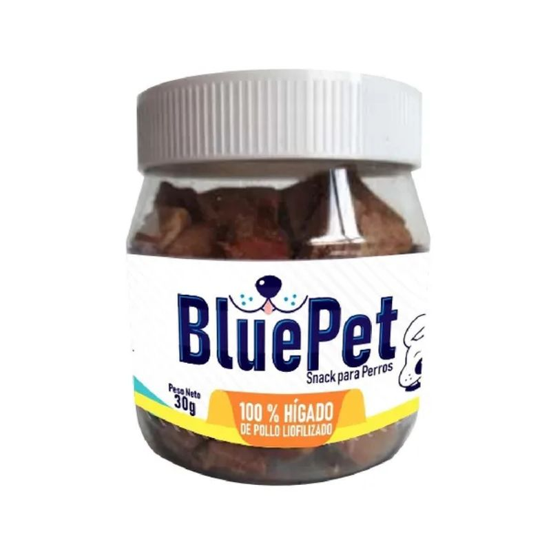 Snacks-Para-Perros-Blue-Pet-Higado-De-Pollo-30-Gr