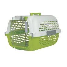 Guacal Transportador Perro Gato Talla S Verde