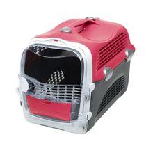 Guacal Para Gatos Catit Cabrio Rojo Cereza