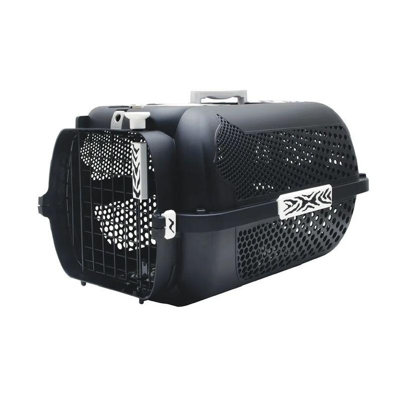 Guacal-Transportador-Para-Perros-Y-Gatos-Talla-M-Negro