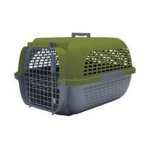 Guacal Para Perros Dogit Voyageur Tapa Khaki Talla L