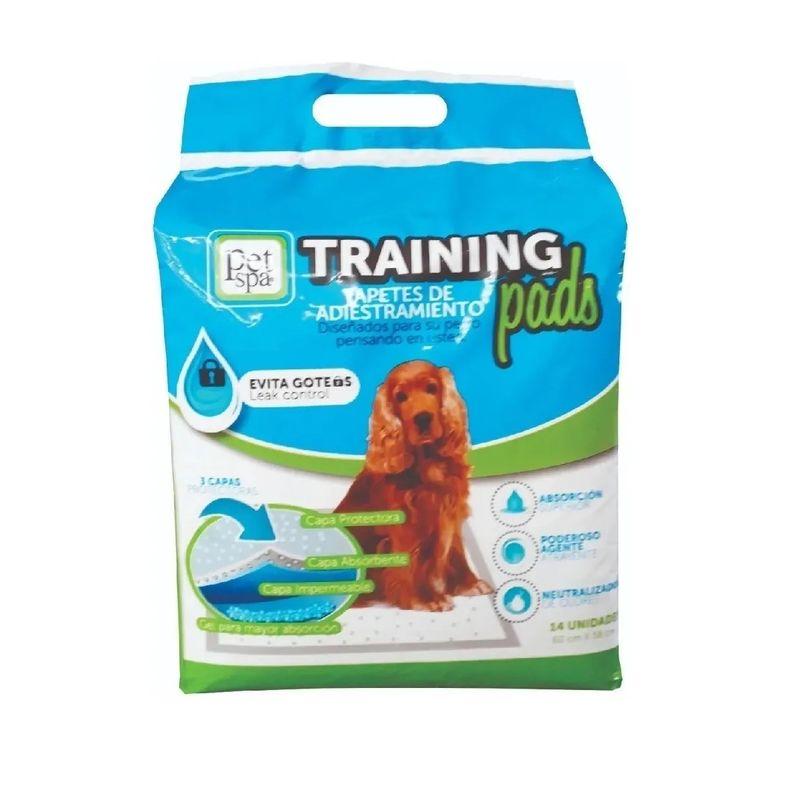 Tapetes-Para-Perro-Trainning-Pads-Tradicional-100-Unidades