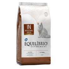 Comida Medicada Para Gatos Equilibrio Veterinary Intestinal 0.5 Kg