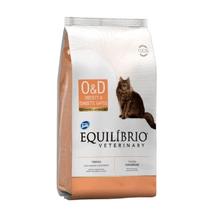 Comida Para Gatos Equilibrio Veterinary Obesity & Diabetic 2 Kg