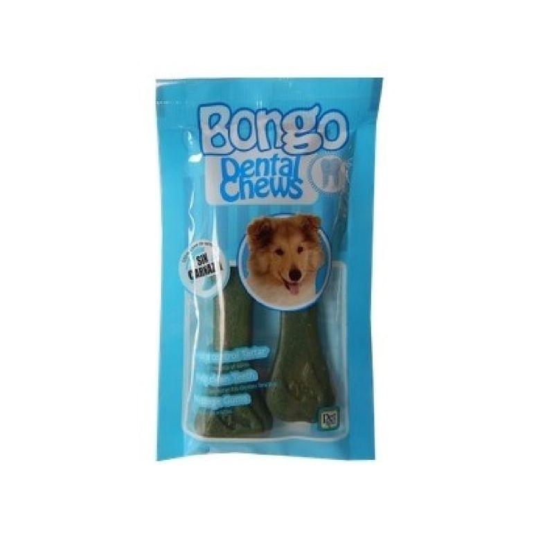 Paga-1-Lleva-2-Bongo-Snack-Dental-Chews-Hueso-Plano-Paque-de-2-Unidades