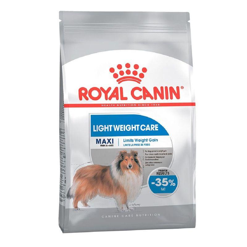 Comida-Para-Perros-Royal-Canin-Maxi-Lightweight-Care-3-Kg