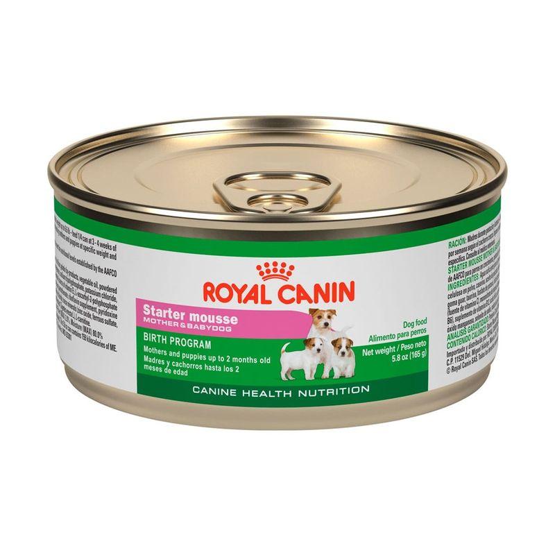 Comida-Humeda-Para-Perros-Royal-Canin-Starter-Mother---Baby-Wet-165-Gr