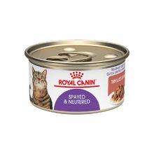 Comida Para Gatos Royal Canin Spayed Neutered 85 Gr