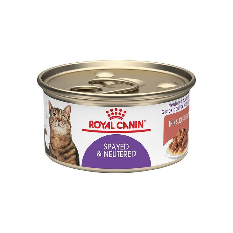 Comida-Para-Gatos-Royal-Canin-Spayed-Neutered-85-Gr