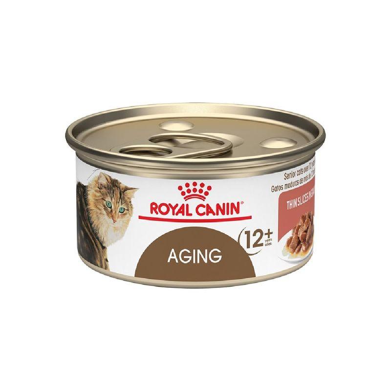 Comida-Humeda-Para-Gatos-Royal-Canin-Ageing-12--Wet-85-Gr