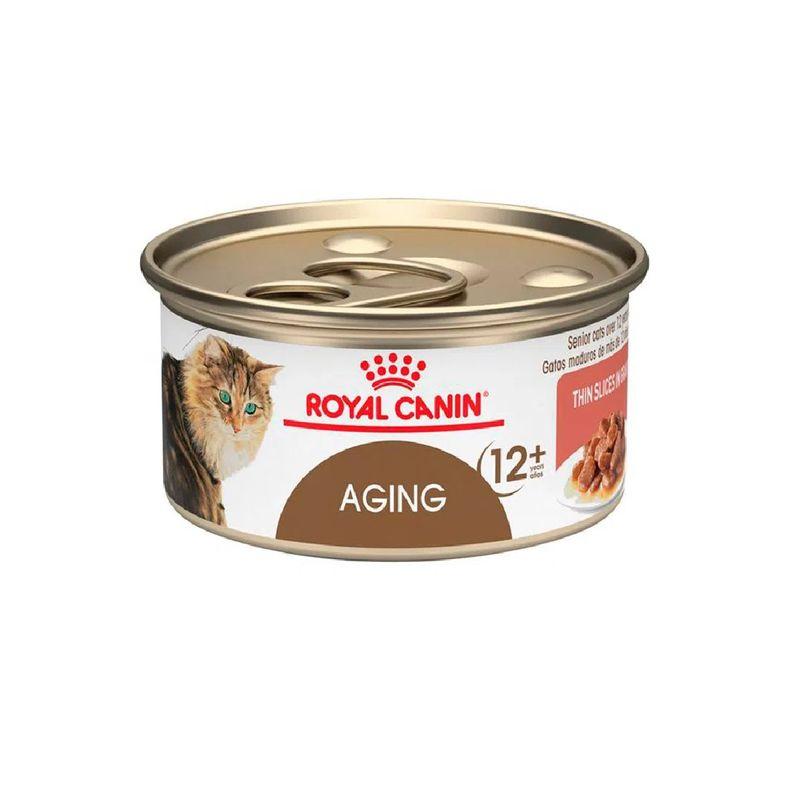 Pack-3-Latas-de-Comida-Para-Gatos-Royal-Canin-Fhn-Ageing-12--85-Gr