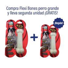 Paga 1 Lleva 2 Huesos Para Perros Flexi Bone Maxi