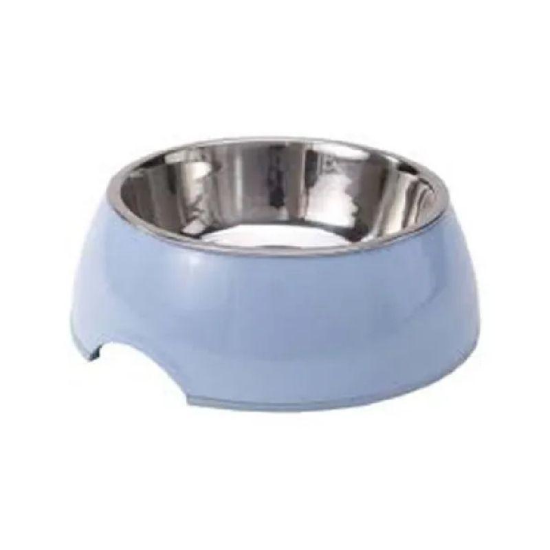 Comedero-Bebedero-Para-Perros-2-En-1-Talla-M-Azul