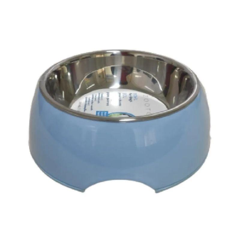 Comedero-Bebedero-Para-Perros-2-En-1-Talla-S-Azul